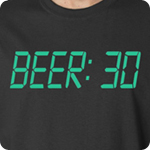 Beer 30 - Adult Shirt