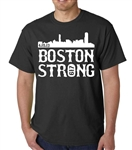 Boston Strong City 617 - Adult Shirt