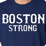 Boston Strong - Adult Shirt