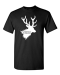Christmas Is Coming Adult DT T-Shirts Tee