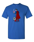 Super Noodles Funny Parody DT Adult T-Shirt Tee
