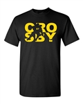 Crosby Fan Wear Ice Hockey Sports Adult T-Shirt Tee