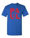 Paul Fan Wear Basketball Sports Adult T-Shirt Tee