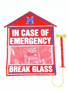 In Case of Emergency Break Glass T-Shirt-CLICK ME!